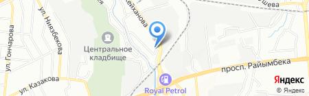 S-Art на карте Алматы