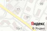 Схема проезда до компании Тумар, ТОО в Алматы