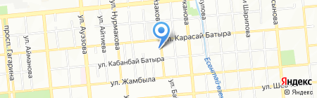 Savanna на карте Алматы