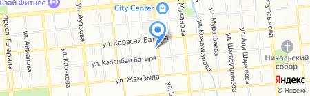STARTER+ на карте Алматы