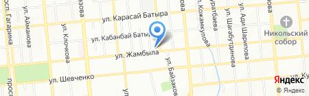 Family Production на карте Алматы