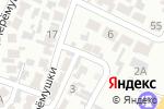 Схема проезда до компании Габриэлла в Алматы