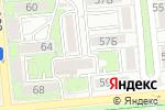 Схема проезда до компании Восточная гармония в Алматы
