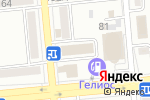 Схема проезда до компании Pay-Logic в Алматы