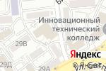 Схема проезда до компании Баня №5 в Алматы