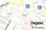 Схема проезда до компании Бакуня в Алматы