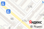 Схема проезда до компании Rich в Алматы