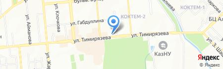 Aermek Kazakhstan на карте Алматы