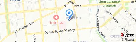 ДезГарант на карте Алматы