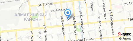 Space Com на карте Алматы