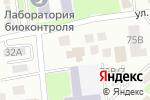 Схема проезда до компании Тито Авангард в Алматы