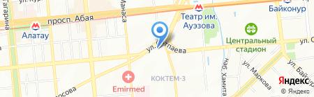 Smart Service Company на карте Алматы