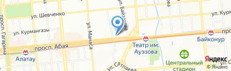 Haus Master на карте Алматы