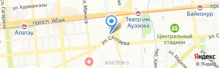 Mining & Driling Services на карте Алматы