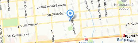TL-Consulting на карте Алматы
