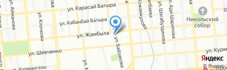 Дом школьников №2 на карте Алматы