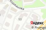 Схема проезда до компании NAVEQ System в Алматы