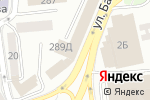 Схема проезда до компании Казахстанский институт маркетинга и менеджмента в Алматы