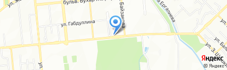 VIA Verbena на карте Алматы
