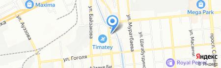Express Cleaning на карте Алматы