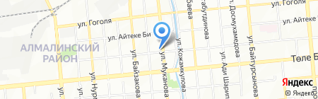 L-Market Asia на карте Алматы