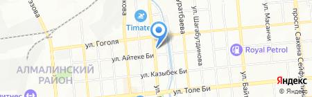 Suzi на карте Алматы