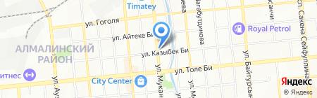ТТ-Сервис на карте Алматы