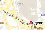 Схема проезда до компании Банкомат, Сбербанк, ДБ АО в Алматы