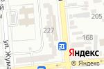 Схема проезда до компании Комфорт финанс, ТОО в Алматы