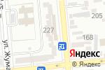 Схема проезда до компании BAMBOO в Алматы