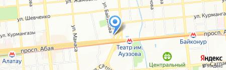 Ramen на карте Алматы