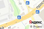 Схема проезда до компании Семиречье в Алматы