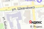 Схема проезда до компании Sandi Beksirga в Алматы