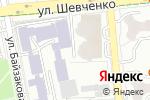 Схема проезда до компании AVS Kazakhstan в Алматы
