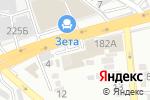 Схема проезда до компании TK Photostudio в Алматы