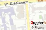 Схема проезда до компании VAGAART в Алматы