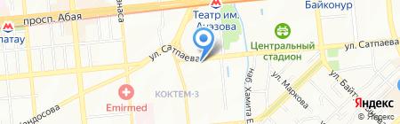 VICTORIA`S SECRET на карте Алматы