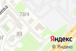 Схема проезда до компании Призма ДТ, ТОО в Алматы