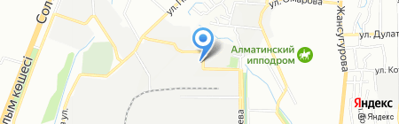 Bizzon на карте Алматы
