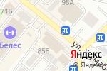 Схема проезда до компании BEST-MOBILE-SERVICE в Алматы