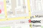 Схема проезда до компании Домм и К4 в Алматы