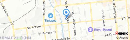 Fort Knox Ломбард ТОО на карте Алматы