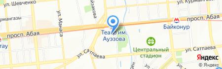 Alfa Art на карте Алматы