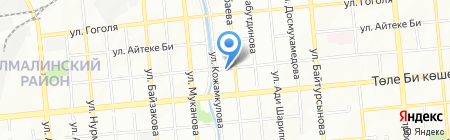 Creative на карте Алматы