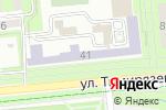 Схема проезда до компании Maestro в Алматы