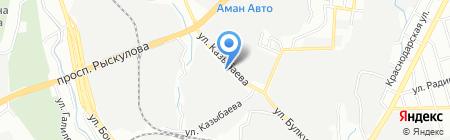Altyn Tau Company на карте Алматы