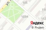 Схема проезда до компании GREENMart в Алматы