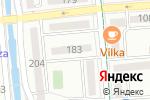Схема проезда до компании IMC Medical в Алматы