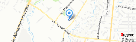 Фариз магазин на карте Алматы