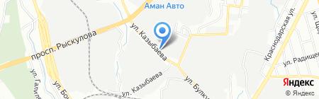 SV Service на карте Алматы